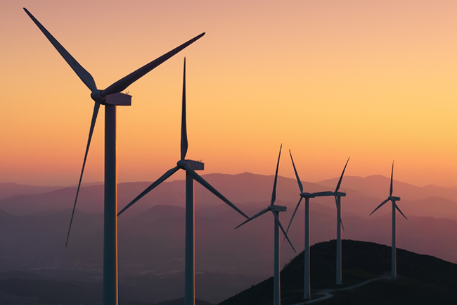 Wind turbines to show Schroders approach to renewable energy