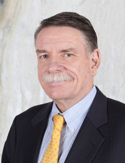Photo of James R. (Jim) Boyle. President and Chief Executive Officer.