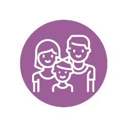 Life Insurance Beneficiaries Icon